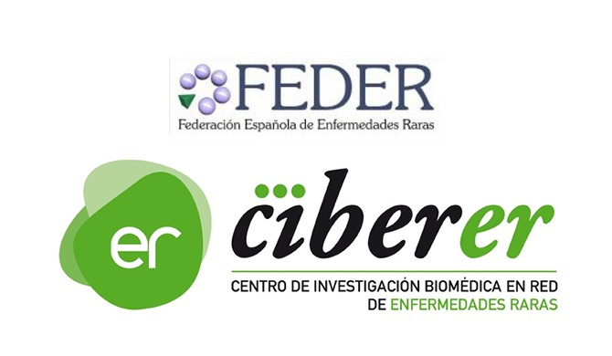 FEDER y CIBERER se unen por la investigación en ER