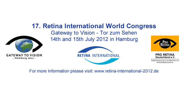 RETINA INTERNATIONAL WORLD CONGRESS 2012