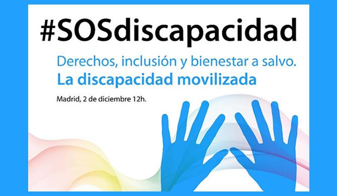 SOS DISCAPACIDAD - Derechos, Inclusión y Bienestar a Salvo