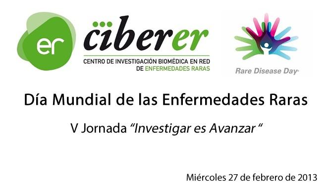 """V Jornada """"Investigar es Avanzar"""