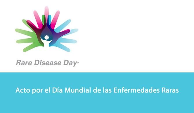 acto por dia mundial de las enfermedades raras