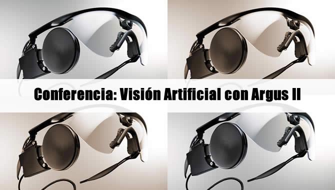 vision artificial con Argus II